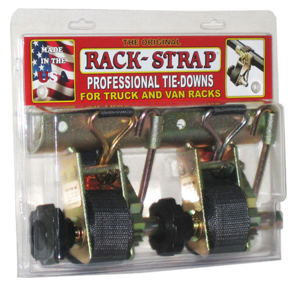 "Rack Strap RS7X-K8J-C / 2 Pack, RS7, 1-1/4"" O.D. Round Mount w/Mounting Bolts"