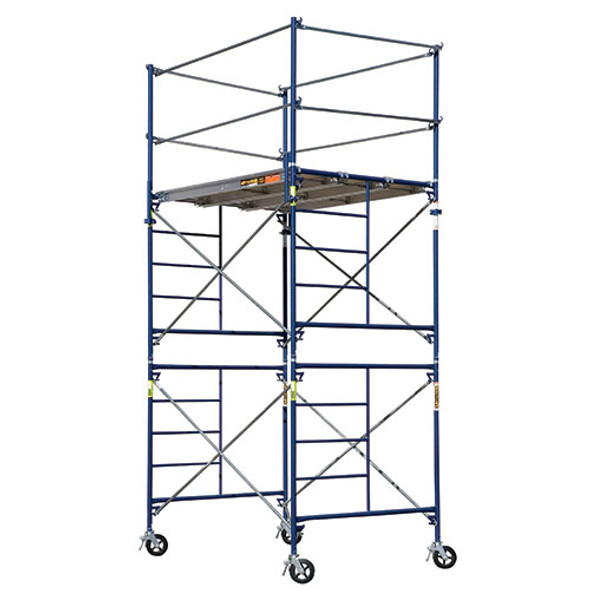 MetalTech M-MRT5710 Complete Scaffold Tower with Casters | 2,500 lb. Capacity