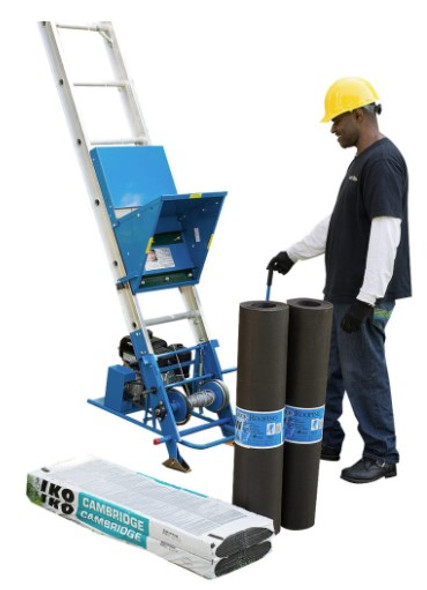 Safety Hoist VH-300 Series Gas Material Hoist 300 lb. Capacity