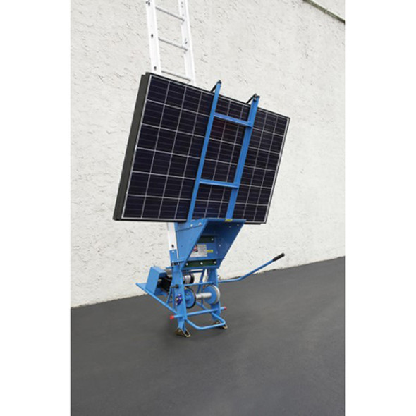 Safety Hoist SB-ASSY-HD Newly Designed Flat Panel/Solar Panel Cradle