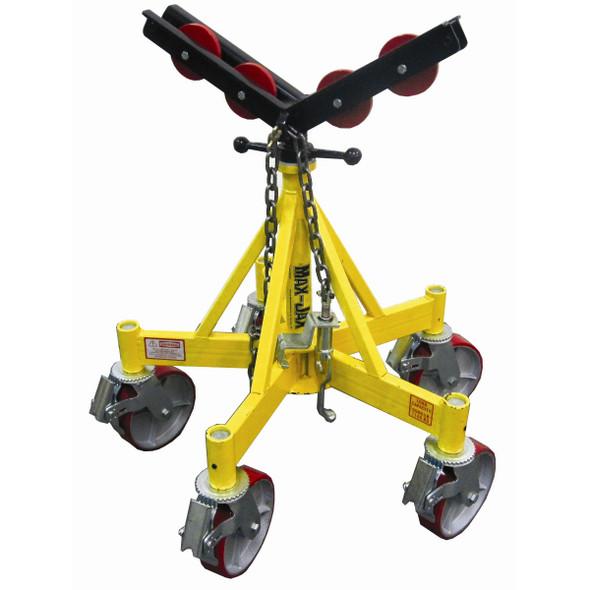 Sumner - MJAXKIT1 Max Jax Kit No. 1 - includes basic stand, roller head kit & casters (781403)