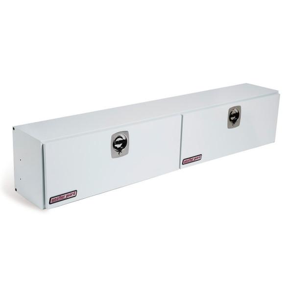 Weather Guard Model 297-3-02 Super-Side Box, Steel, Jumbo, 21.4 cu ft