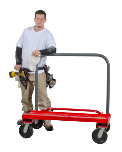 MetalTech WALL HAULER™ Series 3600 Drywall Cart