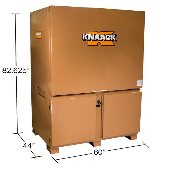 "Knaack ""NEW DESIGN"" Model 119-02 Field Station, 120.7 Cubic Feet"
