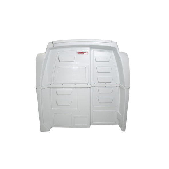 Weather Guard Model 96310-3-01 CabMax™ Composite Bulkhead | Fits Mid-Roof & High Roof* Ford Transit