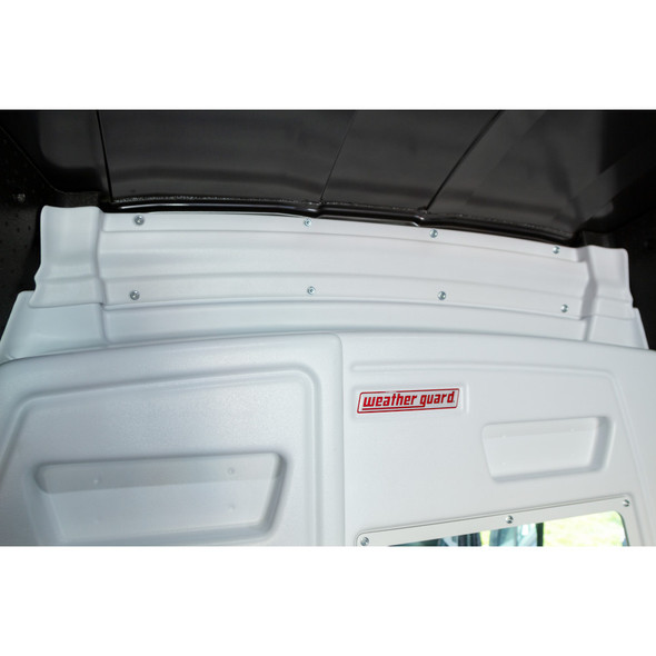 Weather Guard Model 96320-3-01 Composite Bulkhead, High-Roof Ford Transit | Header Panel Only