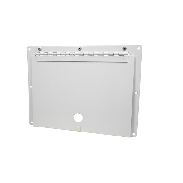 Weather Guard Model 96908-3-01 Composite Bulkhead Accessory | Dog Hatch Door