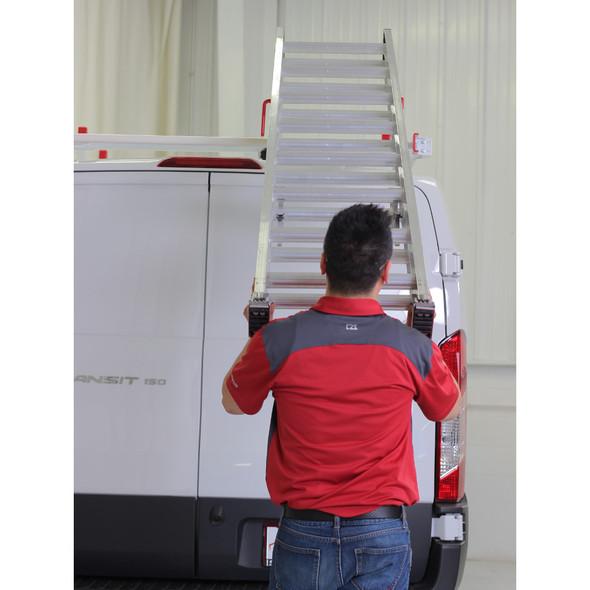 Weather Guard Model 23004-3-01 GLIDESAFE Rear Load Assist System | Full-size - For models 205-3 & 216-3