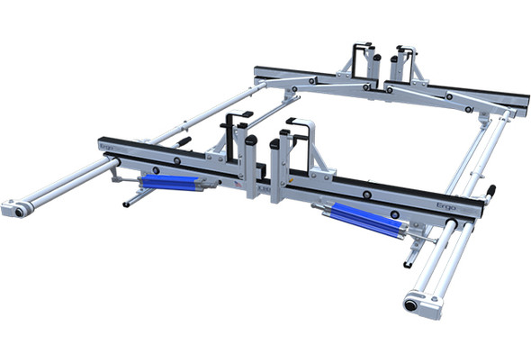 "Prime Design ""ErgoRack"" Drop Down Ladder Rack 