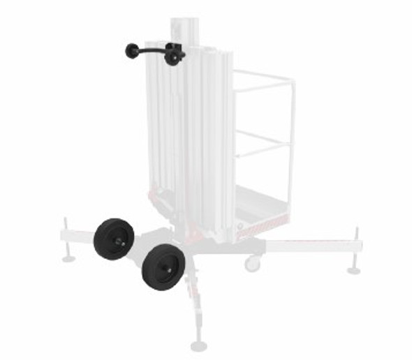 "ReechCraft ""PowerLift"" 4027519 - Tilt-Back Handle and Wheel Kit"