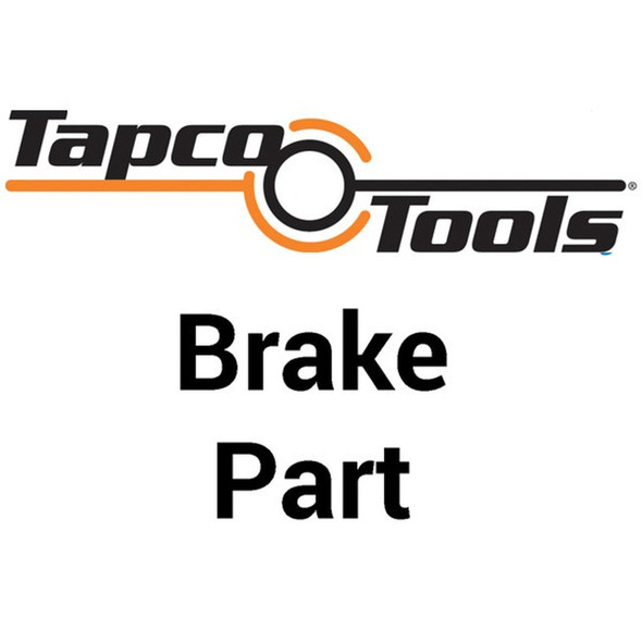 Tapco Brake Part #11456 / Graduated Traditional Brick Mold Lower Roller (Steel)