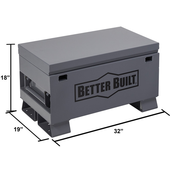 "BETTER BUILT 2032-BB | 32"" Jobsite Storage Chest"