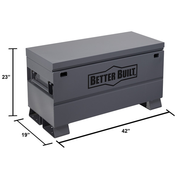 "BETTER BUILT 2042-BB | 42"" Jobsite Storage Chest"