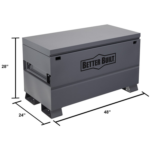"BETTER BUILT 2048-BB | 48"" Jobsite Storage Chest"