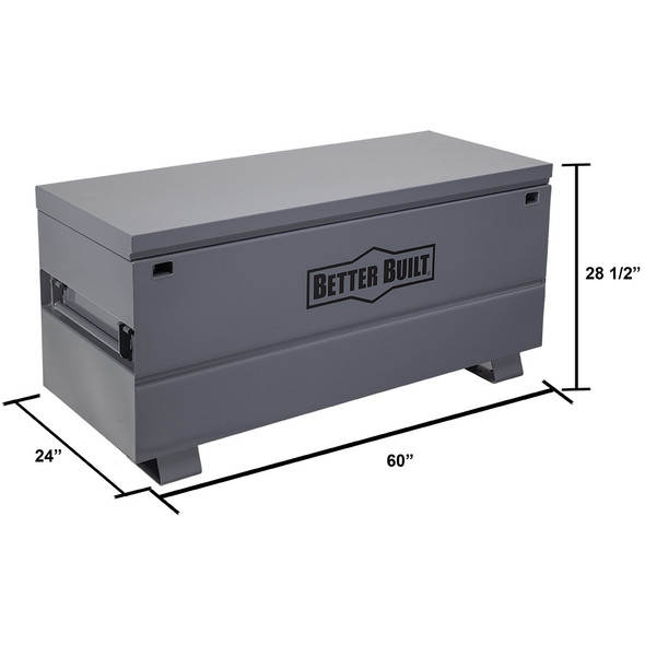 "BETTER BUILT 2060-BB | 60"" Jobsite Storage Chest"