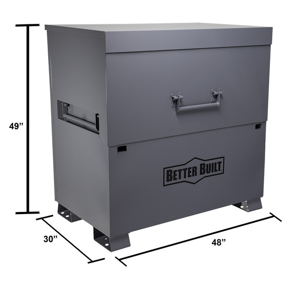"BETTER BUILT 2079-BB | 48"" Jobsite Storage Piano Box"