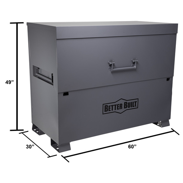 "BETTER BUILT 2089-BB | 60"" Jobsite Storage Piano Box"