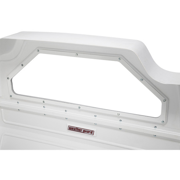 Weather Guard Model 96907-3-01 Composite Bulkhead Accessory - Window for Ford Transit Connect