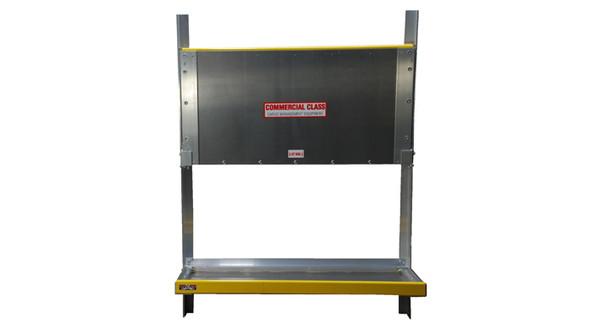 "Unique HFS2245P Folding Shelf Assembly | 22"" Deep x 45"" Long "" | fits Ram ProMaster | 2 Shelves per assembly"