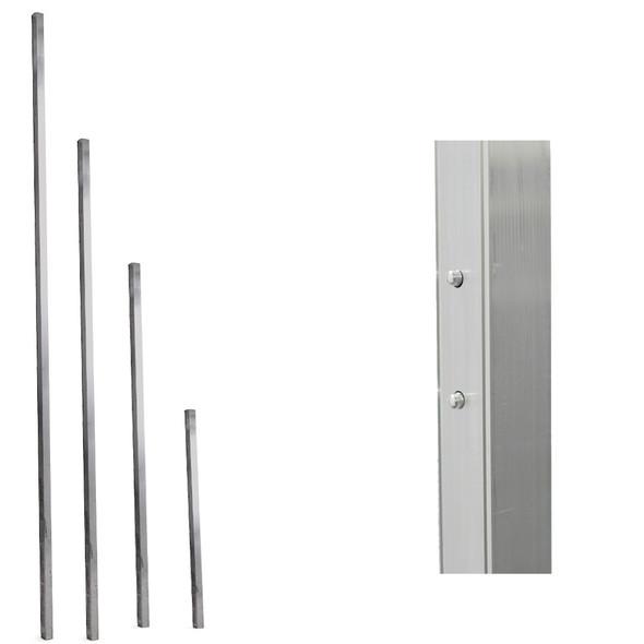 Werner Aluminum 24' Pump-Jack Pole