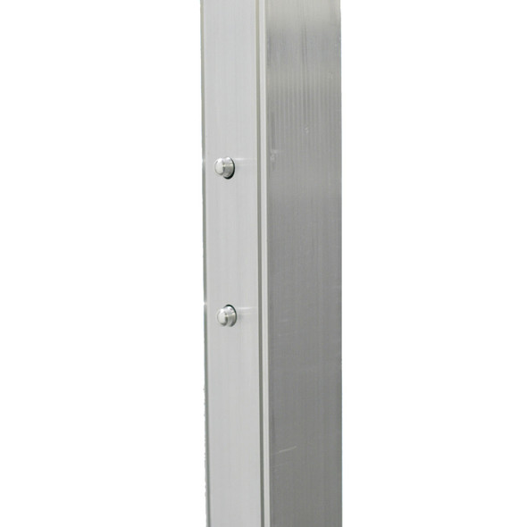 Werner Aluminum Pump-Jack Pole Connector