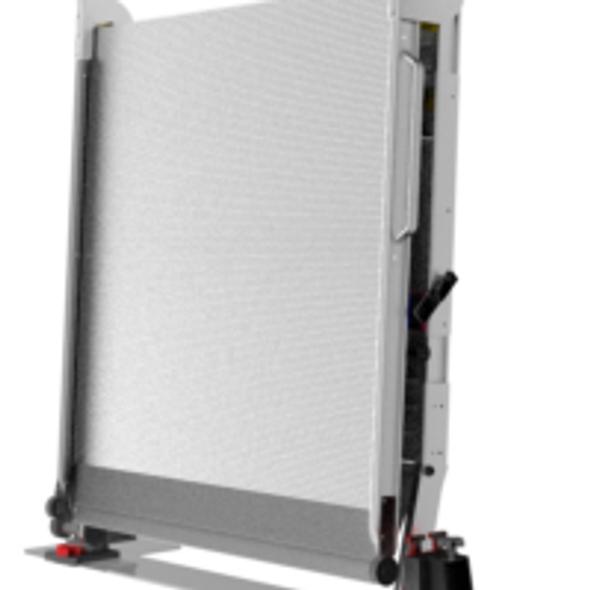Link Mfg. | LSR90 Series Swivel Ramp