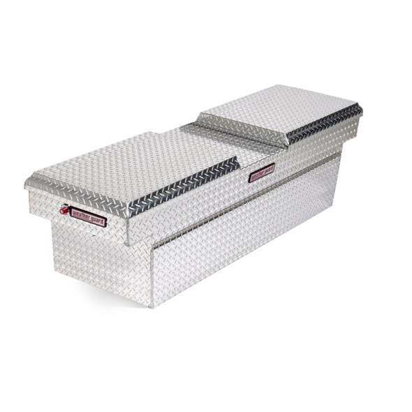 Weather Guard Model 124-X-01 Cross Box, Aluminum, Full Standard, 11.3 cu ft