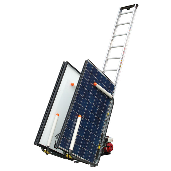 Tranzsporter 48469 Complete Solar Carrier for TP250