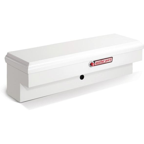 Weather Guard Model 185-3-01 Lo-Side Box, Steel, Short, 3.2 cu ft