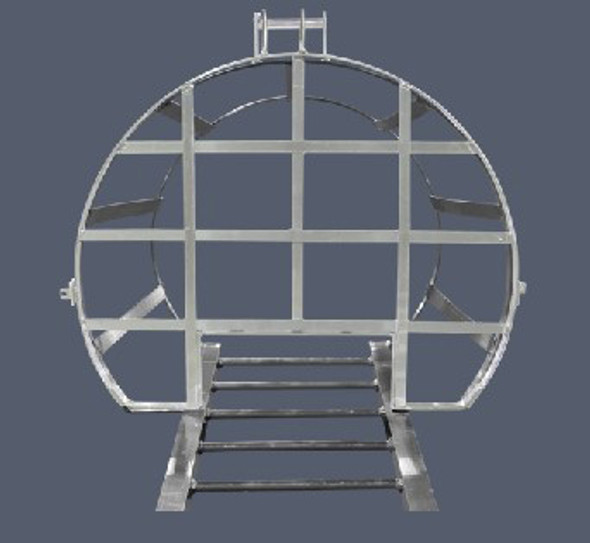 Cotterman CG | Security Cage Entry Gate for Fixed Ladders with Cages