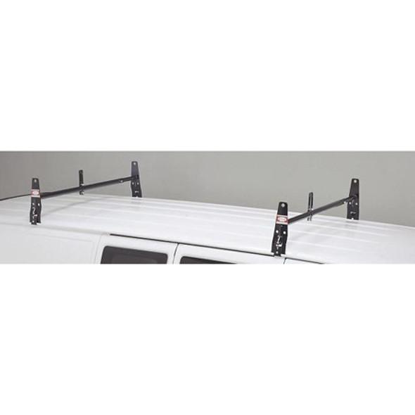 Vanguard VR-HC | High Cube Rack w/ Gutters | Black
