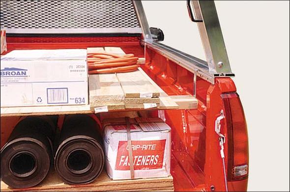 System One - A142 | Quick Shelf Bracket (pair)