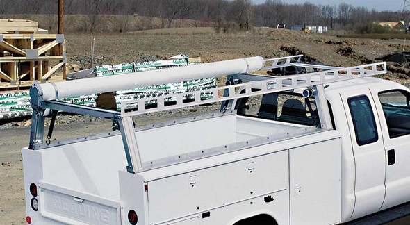 System One - Contractor Rig® for Utility Body Trucks | All 8' Bodies with Extended Cabs