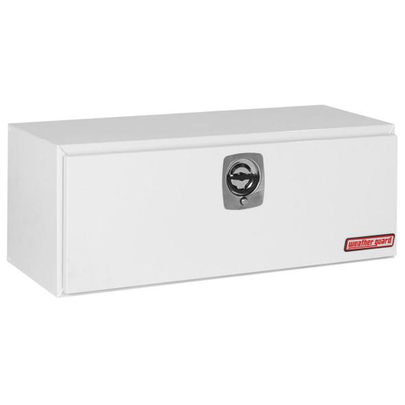 Weather Guard Model 548-X-02 Underbed Box, Steel, 9.1 cu ft