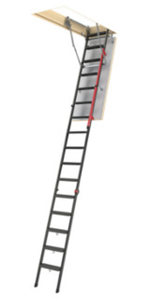 "Fakro LMP 869333 Metal ""Insulated"" Attic Ladder 