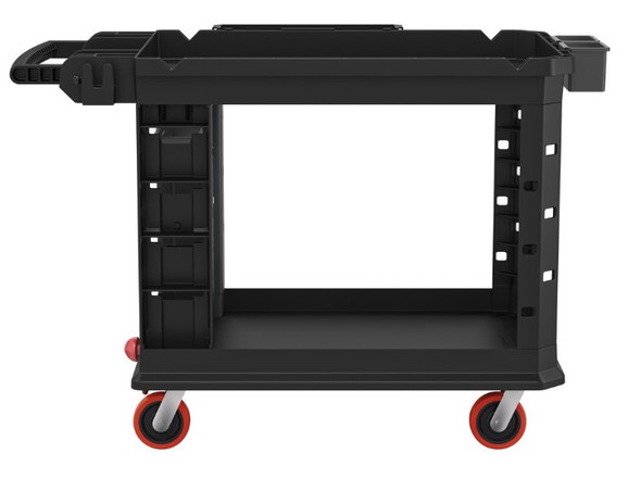 "FLASH SALE / Suncast PUCHD2645 Heavy Duty PLUS Utility Cart / 26.5"" W x  48.78"" L x 34.81"" H"