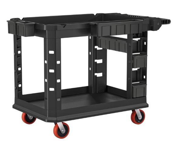 "Suncast PUCHD2645 Heavy Duty PLUS Utility Cart / 26.5"" W x  48.78"" L x 34.81"" H"