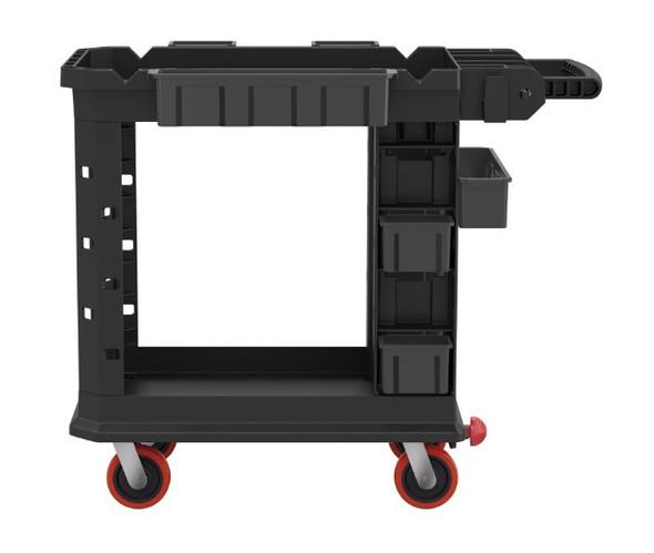 "FLASH SALE / Suncast PUCHD1937 Heavy Duty PLUS Utility Cart / 19.5"" W x 41.78"" L x 34.81"" H"
