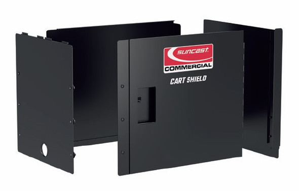 "Suncast PUCCS2645 ""CART SHIELD"" for Suncast Commercial 26"" x 45"" Utility Carts"