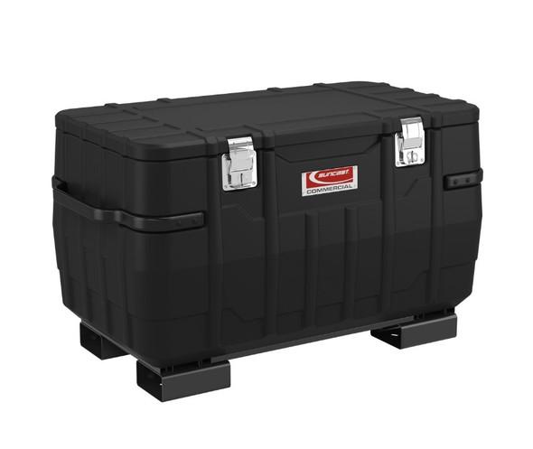 "Suncast BMJB4824FL - 48"" JOB BOX With Forklift System / Heavy Duty Resin"