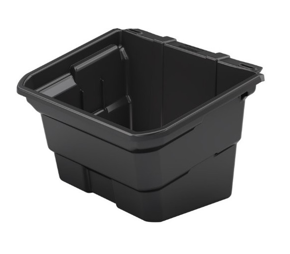 Suncast BIN17102 - Utility Bin Accessory, 4 Gallon for the Suncast Utility Carts (2 Pack)
