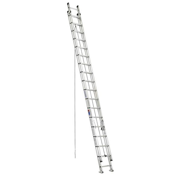 Werner D1536-2   36 Ft Aluminum Extension Ladder / Type IA 300 lb Rating