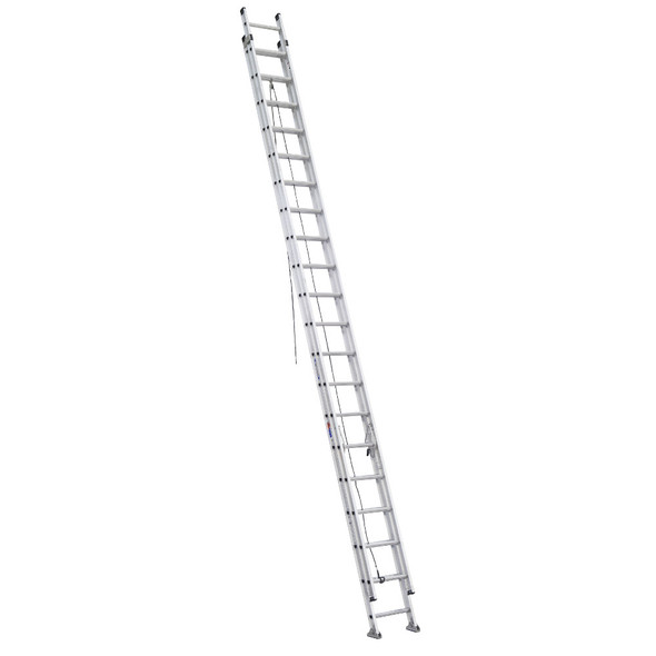Werner D1540-2 | 40 Ft Aluminum Extension Ladder / Type IA 300 lb Rating