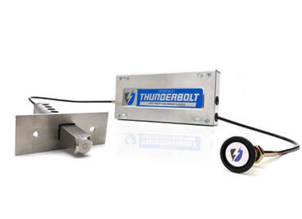 Thunderbolt Anti-Theft Deadbolt Locks for Work Vans