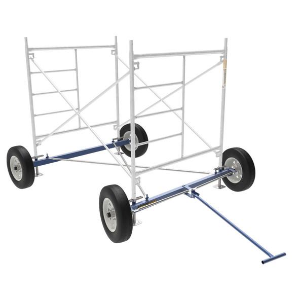 MetalTech M-MW726 Wagon / 26'' Wheels for 7' Scaffold