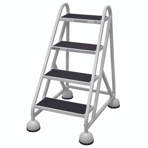 Cotterman ST-400 A2 XX P5 | MasterStep Office Ladder / 4 - Step / 36 In Platform Height / 36 In Overall Height / No Handrail