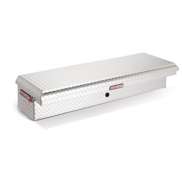 Weather Guard Model 178-X-01 Lo-Side Box, Low Profile Driver Side, Aluminum, Standard, 4.3 cu ft