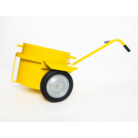Acro 73001 | Mop Cart 13 Gallon w/removable bucket rubber wheels