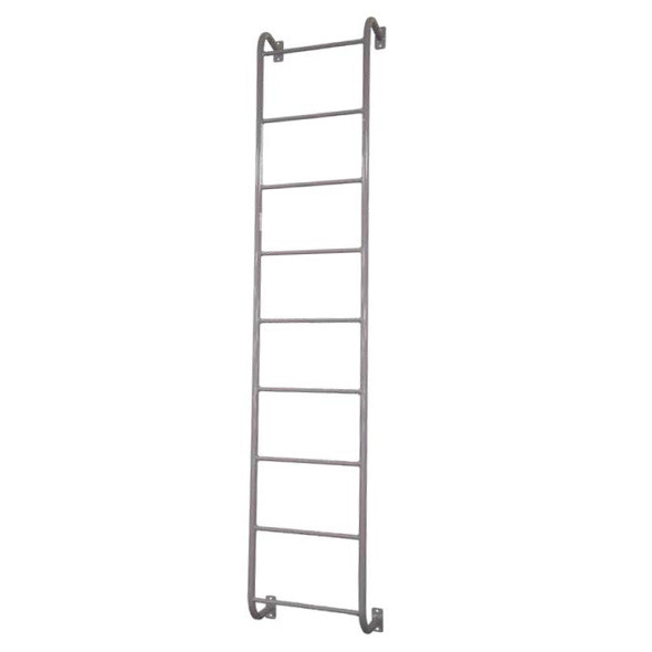 Cotterman - D2SS |Side-Step Dock Ladder / Number of Step Rungs - 2 / 300 lb. Rating