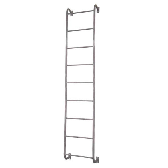 Cotterman - D9SS |Side-Step Dock Ladder / Number of Step Rungs - 9 / 300 lb. Rating